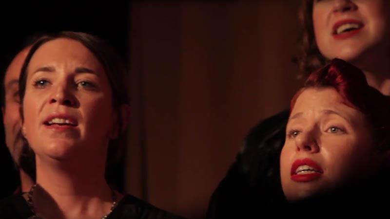 Jordana Leighton – Pop Up Choir