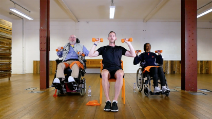 MS Society: MS Active Together